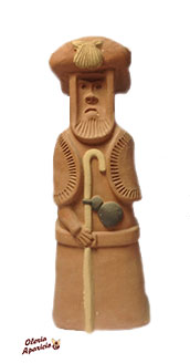 Imagen religiosa del Apóstol