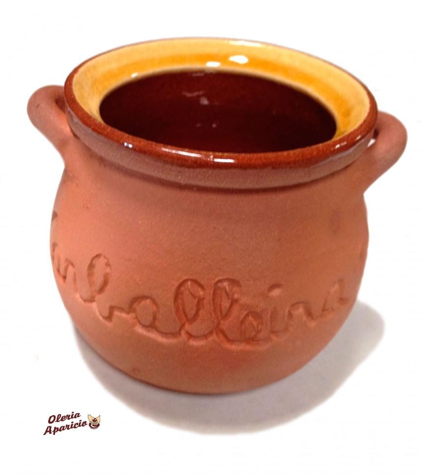 Vaso personalizado artesanal